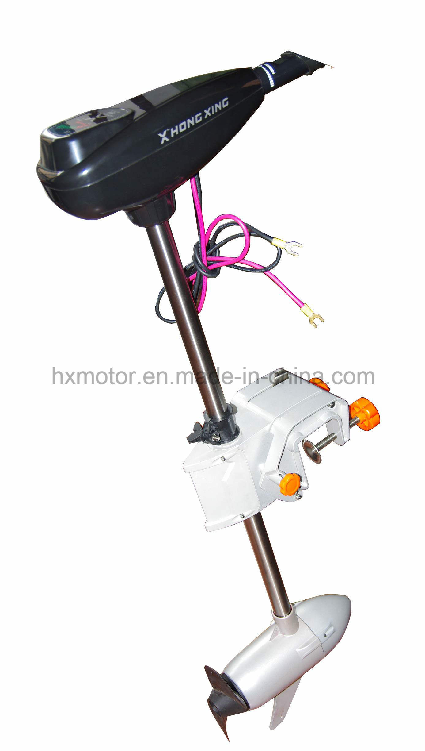 China 200lbs Brushless Electric Trolling Motor with Stepless Speed