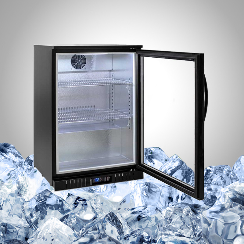 Undercounter Bottle Cooler Fridge for Beer Beverage