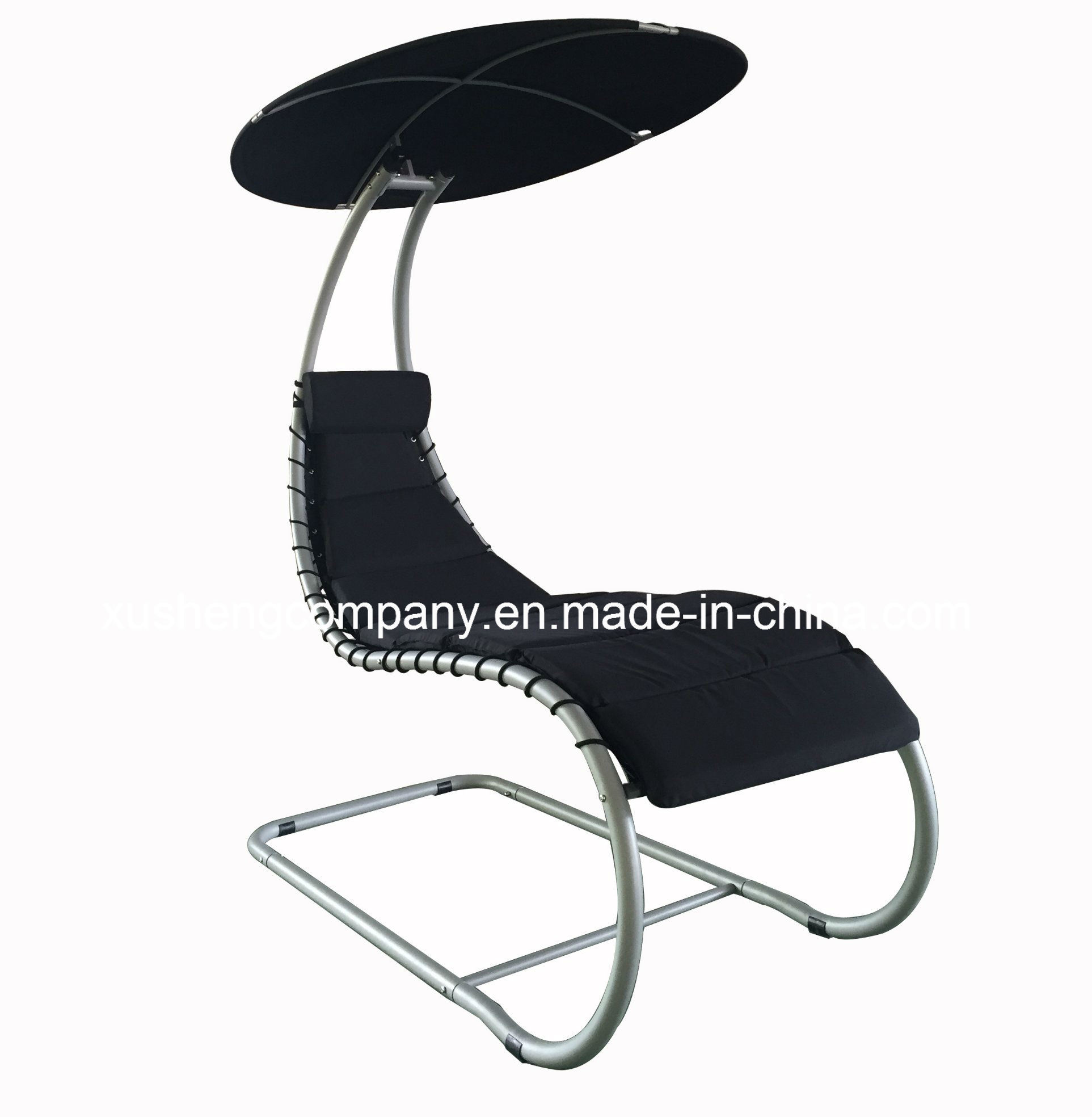 China popular patio hanging rocking swing chair bed china garden swing chair hanging chair