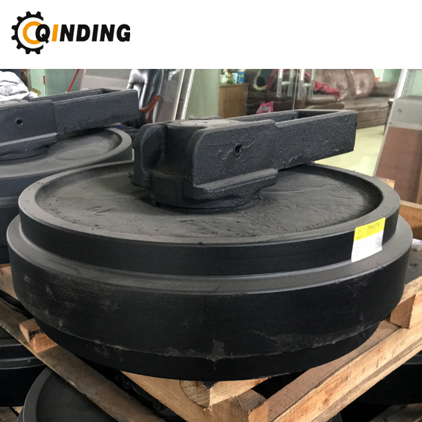 The Mini Excavator Front Idler for komatsu PC40-6