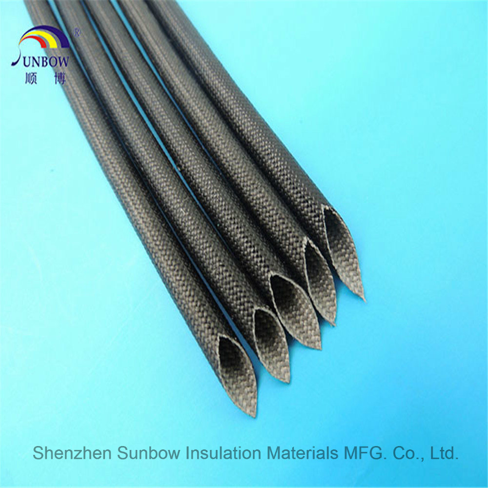Silicone Fiberglass Sleeving for Wire Harness Cable Protection