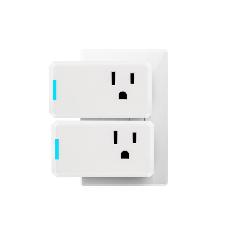 China Smart Plug Compatible with Alexa, Smart Home Devices Works ...