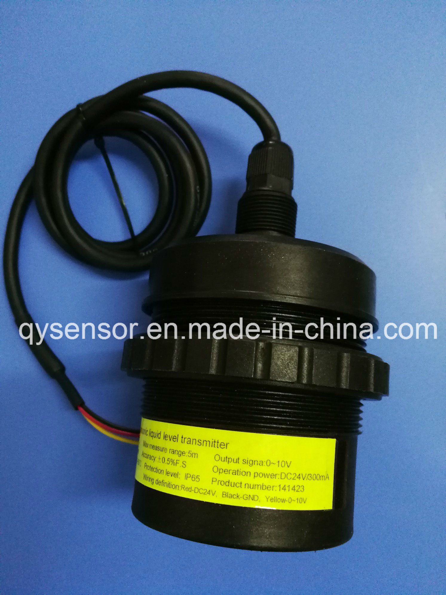 Wholesale Ultrasonic Transducer Buy Reliable Transducerultrasonic Humidifier Piezoelectric Transducertransducer Waterproof Distance Sensor Level
