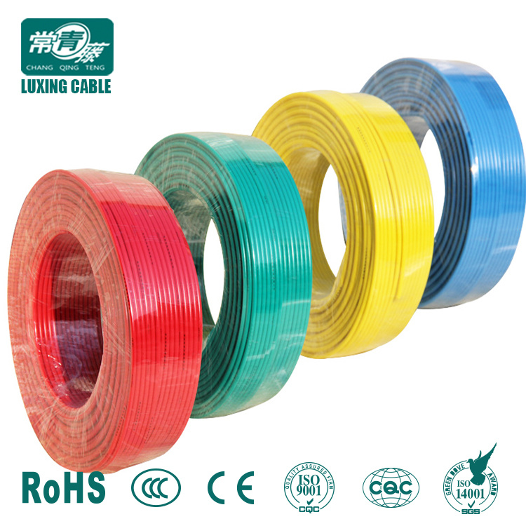 China 2.5 mm Electrical Wire/4mm Cables and Wires/6mm Copper Cable ...