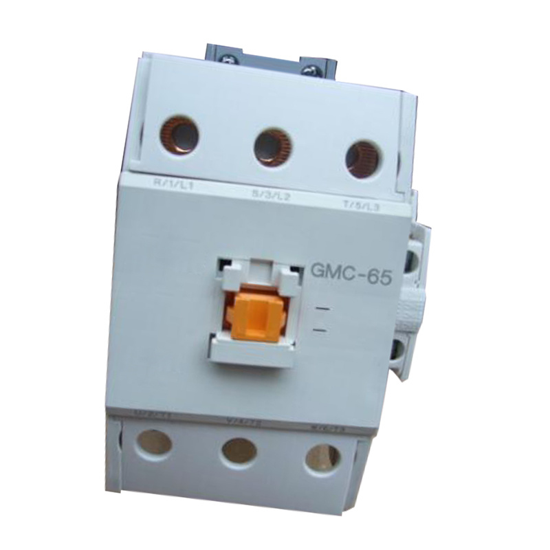China Types of AC Magnetic Gmc-65 Ls Contactor - China AC Contactor ...