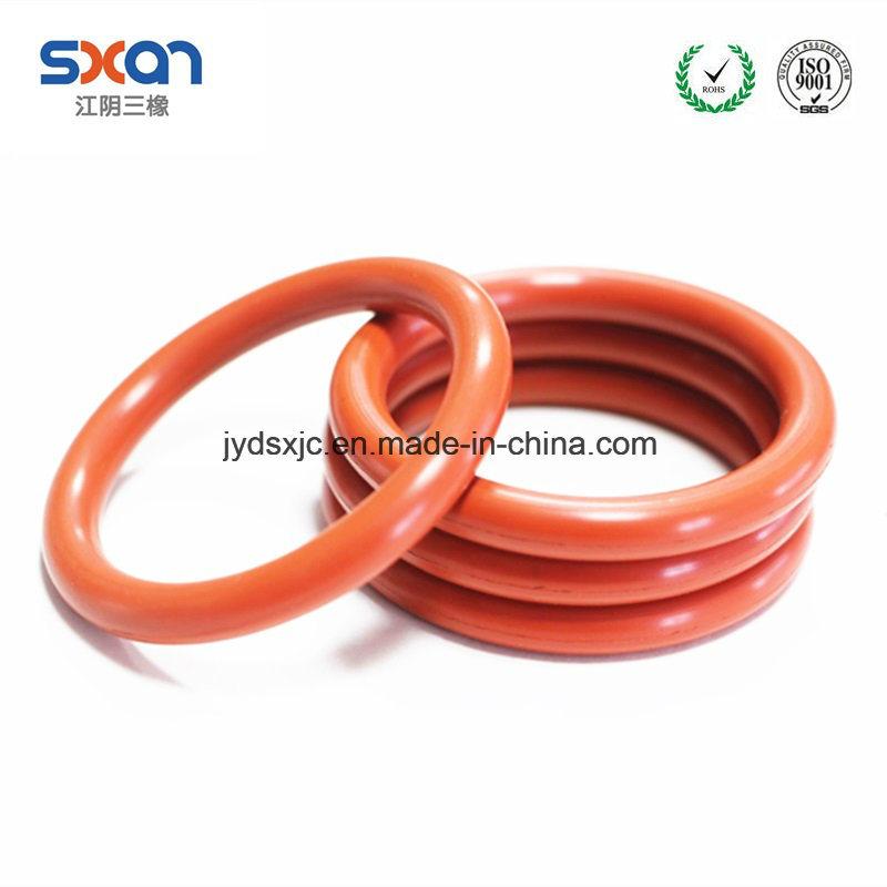 China Waterproof O Ring FKM Vmq EPDM Material O Ring - China Silicon ...