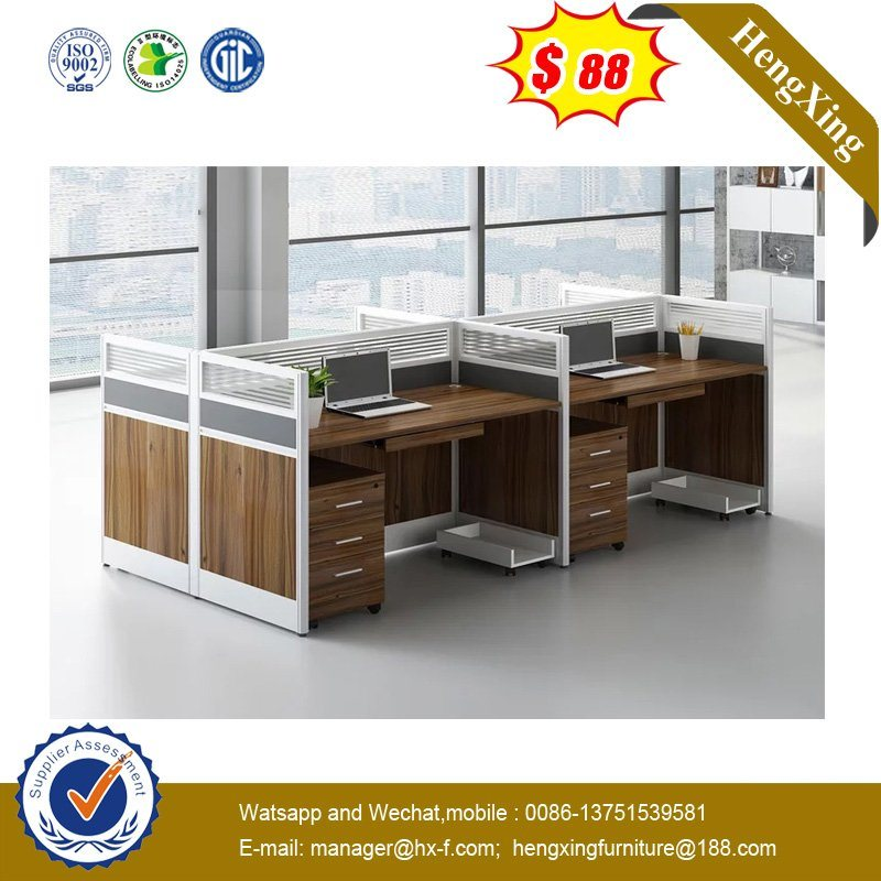 Top Quality Modern Glass Aluminium Office Modular Workstation pictures & photos