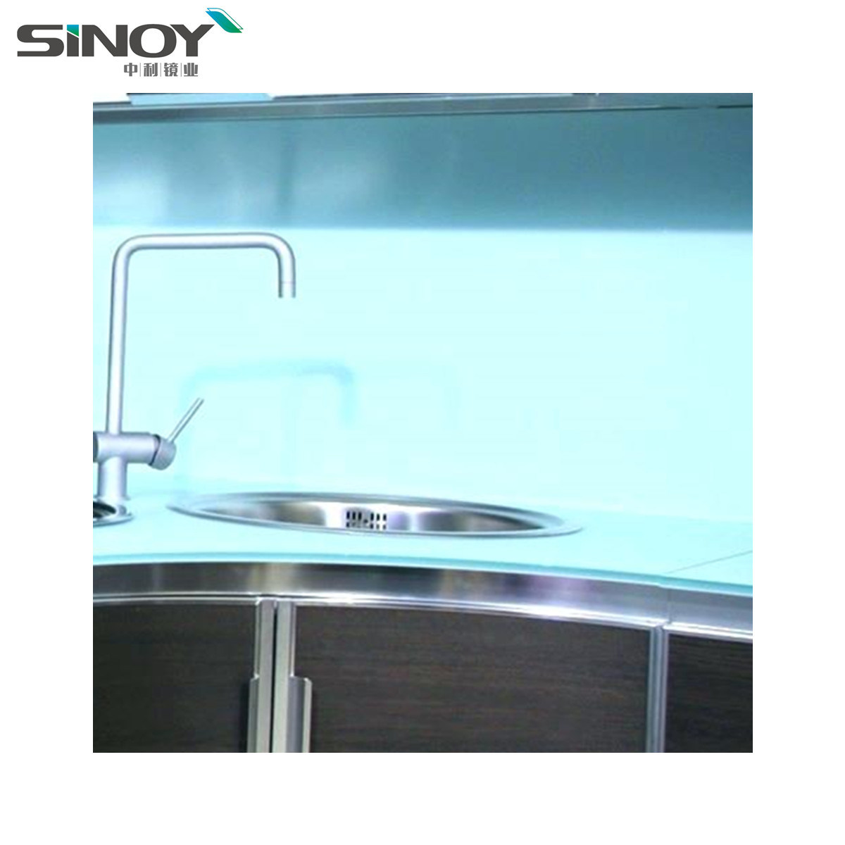 Open Kitchen New Deco Back Painted Glass Cabinet Doors For Home Design China Back Painted Glass Lacquered Glass Made In China Com