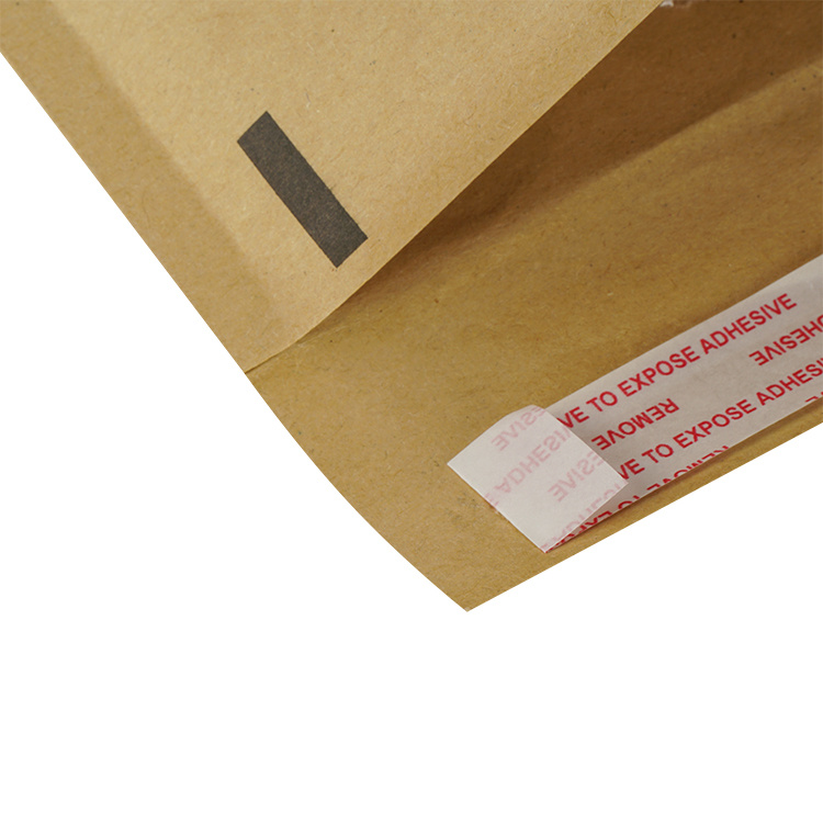 50 mm Paper Bags Mailers Kraft Paper Shipping Bags 250 x 50 x 353