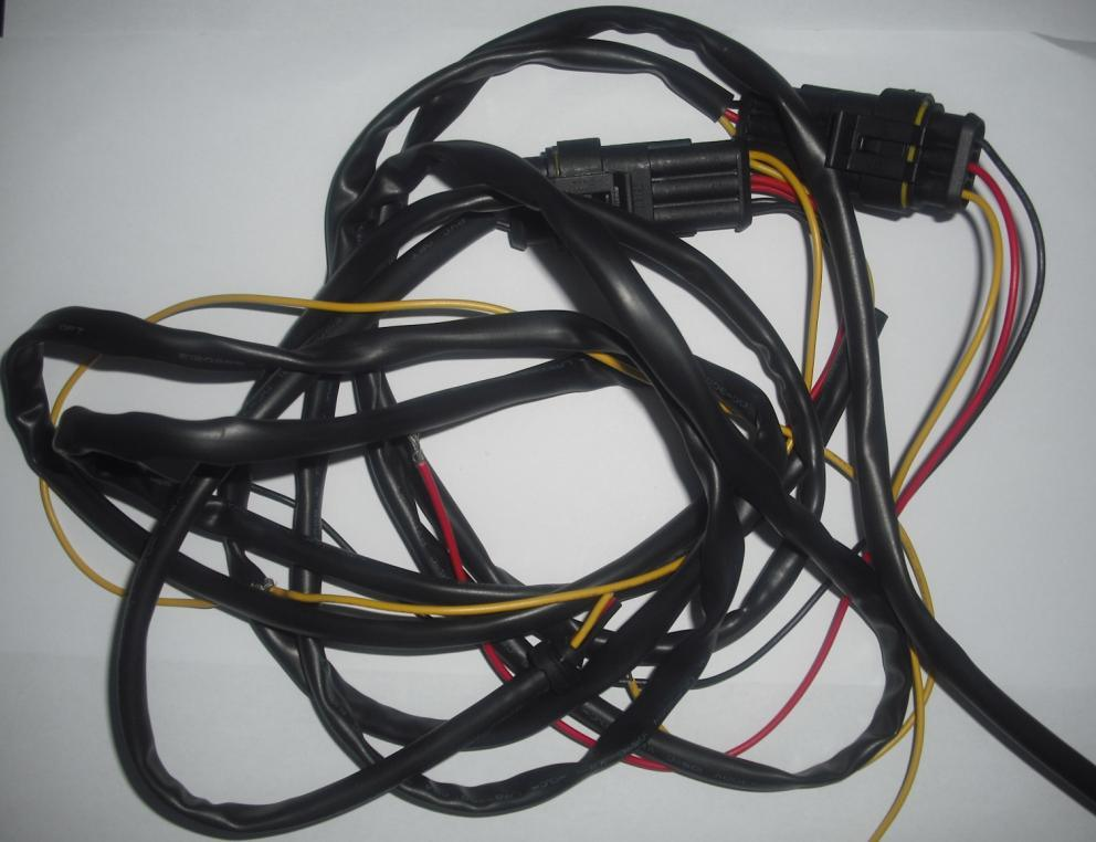 China Auto Wire Harness 2