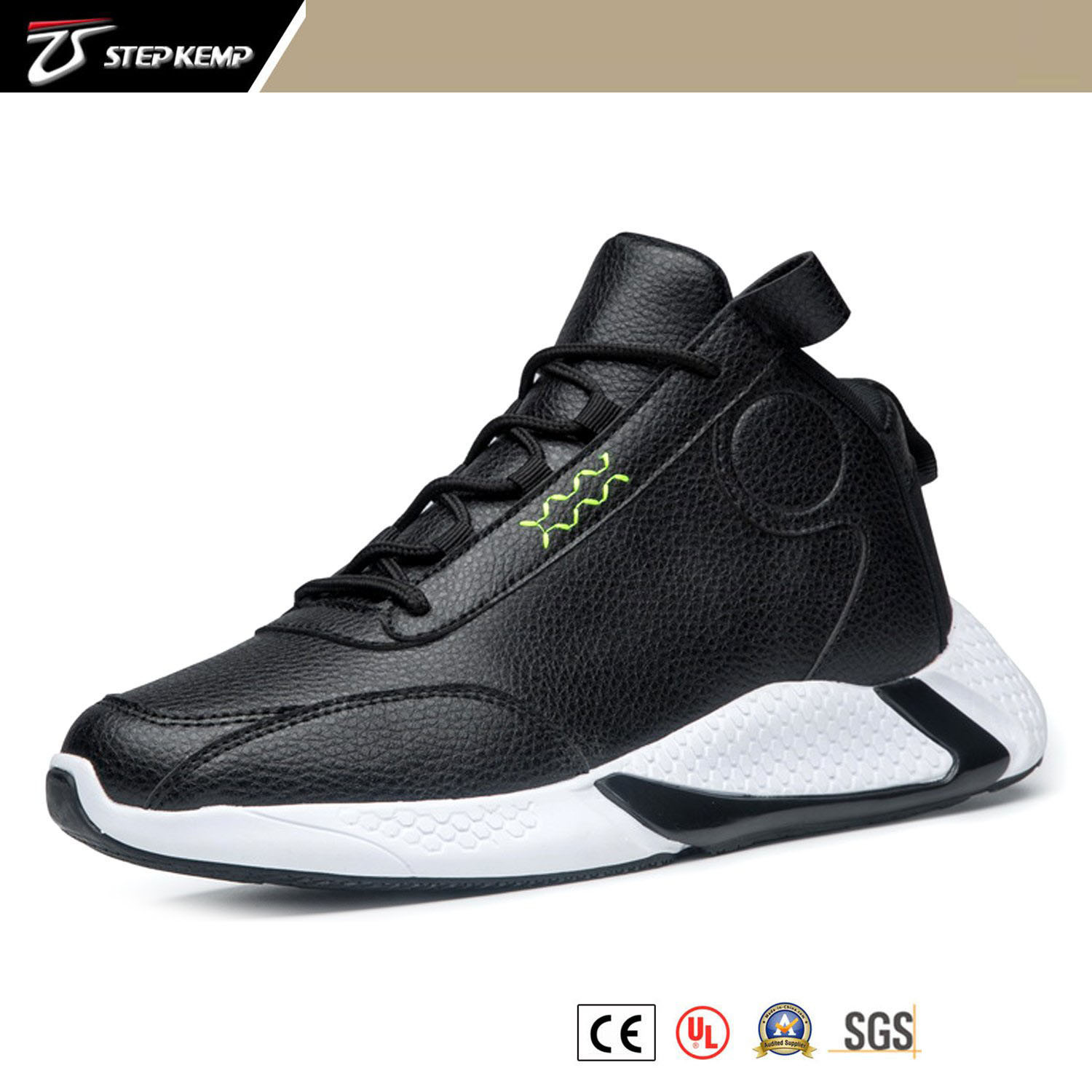 s High Top Sport Fashion Sneakers Strap