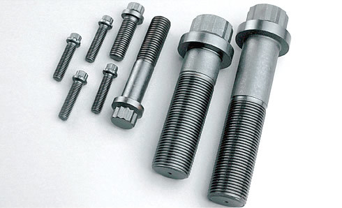 Dodecagon Flange Bolts (ASTM A193 B16 /42CrMo)