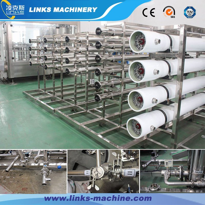 High Pressure Pure Water Treatment Machine for Low Investment Factory pictures & photos