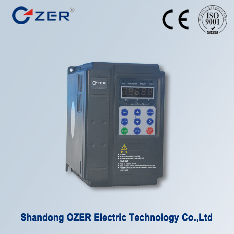 Single Phase AC Drive/Frequency Inverter VFD 0.75kw-11kw pictures & photos