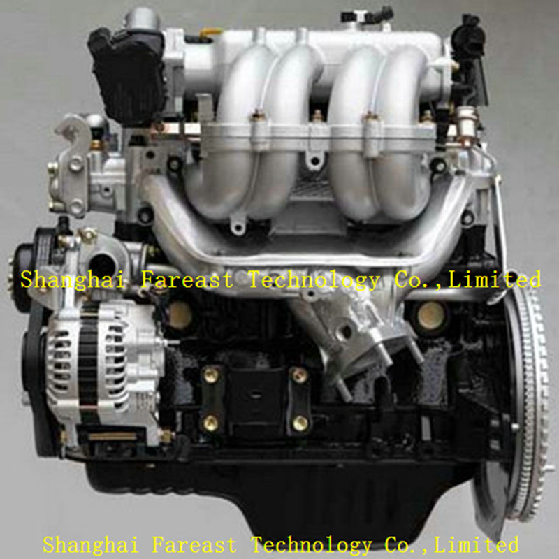 China Petrol Engine Toyota 3y/4y Gasoline Engine