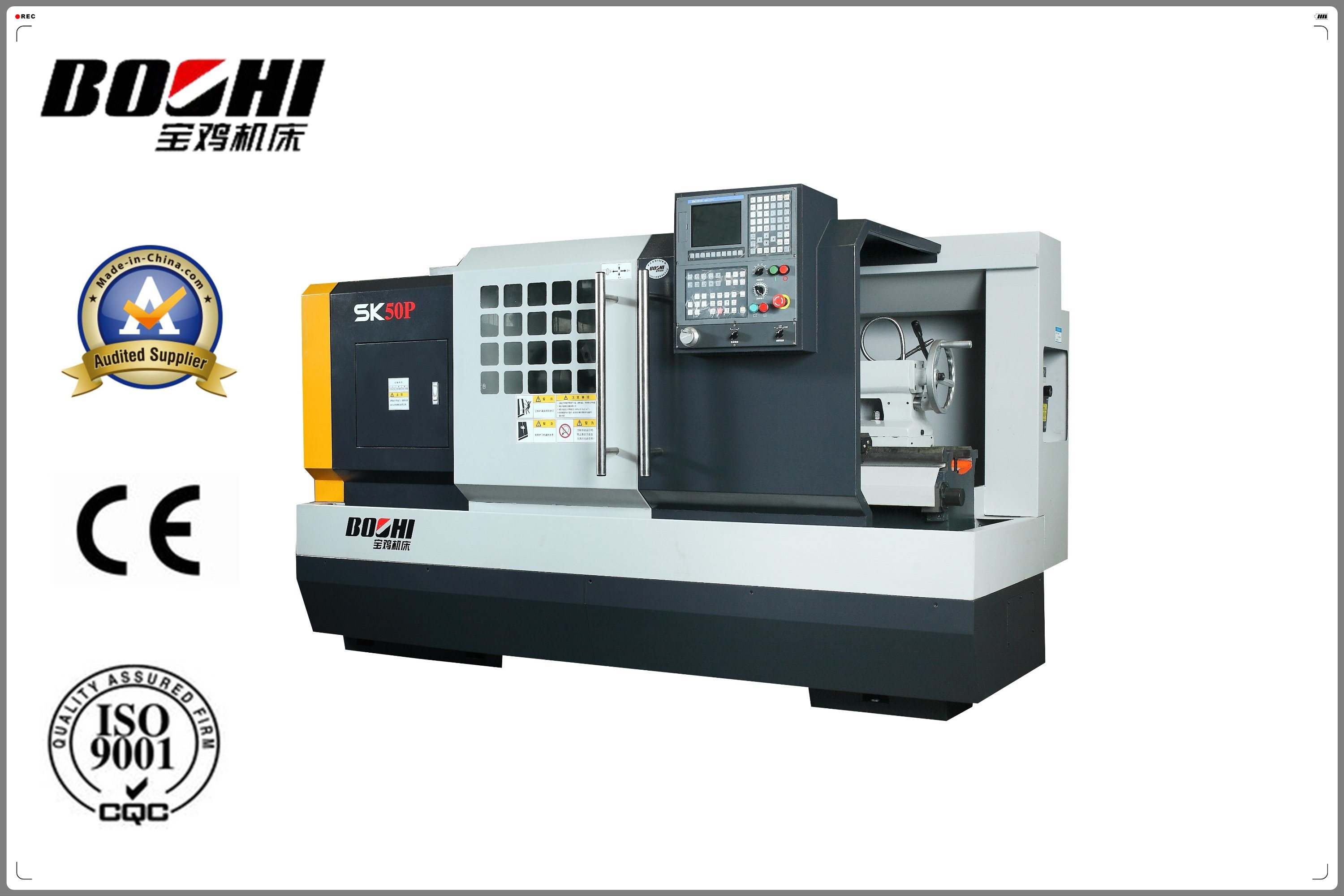 Sk40p/50p CNC Lathe pictures & photos