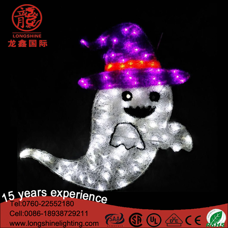 Wholesaler LED Halloween Skull Lights/Halloween Pumpkin Mask Motif Decoration Lights for Home Use pictures & photos