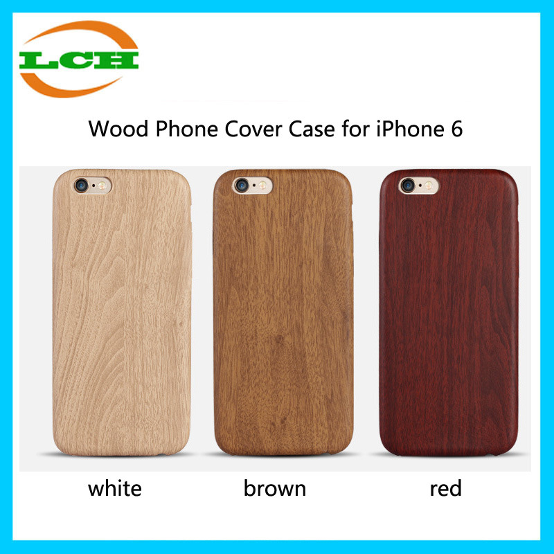 Wood Phone Cover Case for iPhone 6