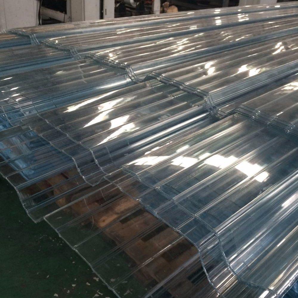 China Translucent Roof Skylight Grp Sheet Fiberglass Plastic China Frp Flooring Poly Roof Sheets