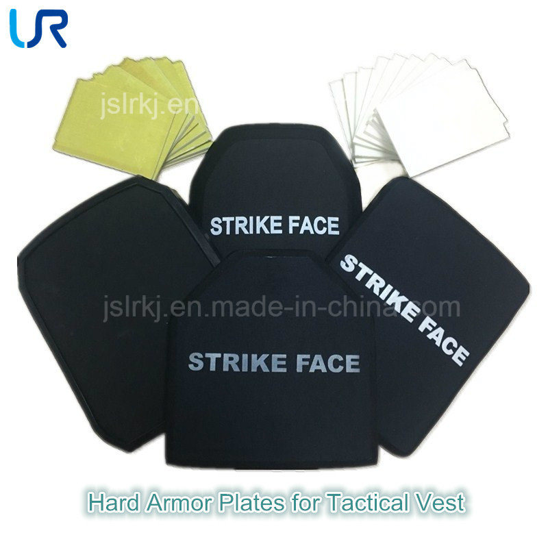 Linry Military Ceramic PE Composite Bulletproof Armor Plate pictures & photos