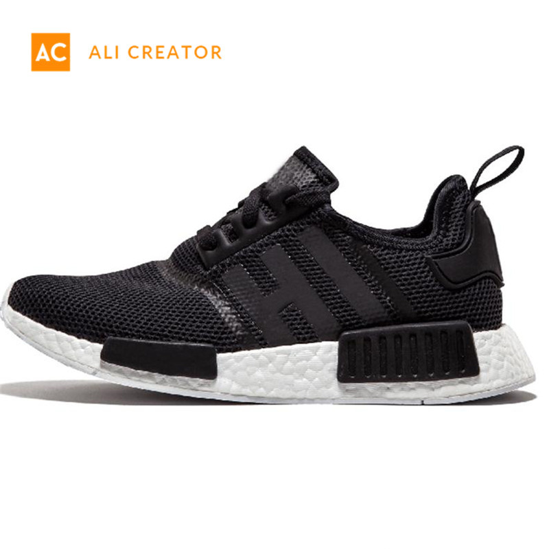 huge discount e6b38 8b673 China 2019 Nmd R1 Thunder Bred Running Shoes Oreo Runner ...