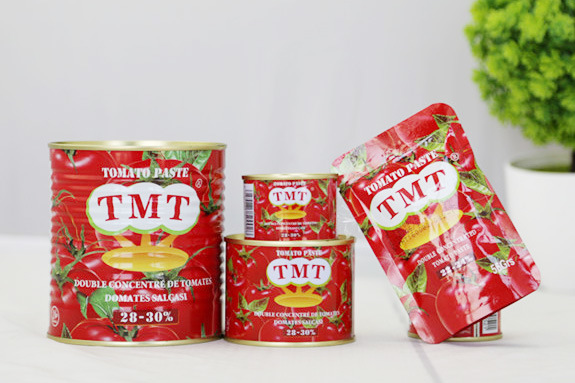 70g Tomato Paste Pouches Brands Food