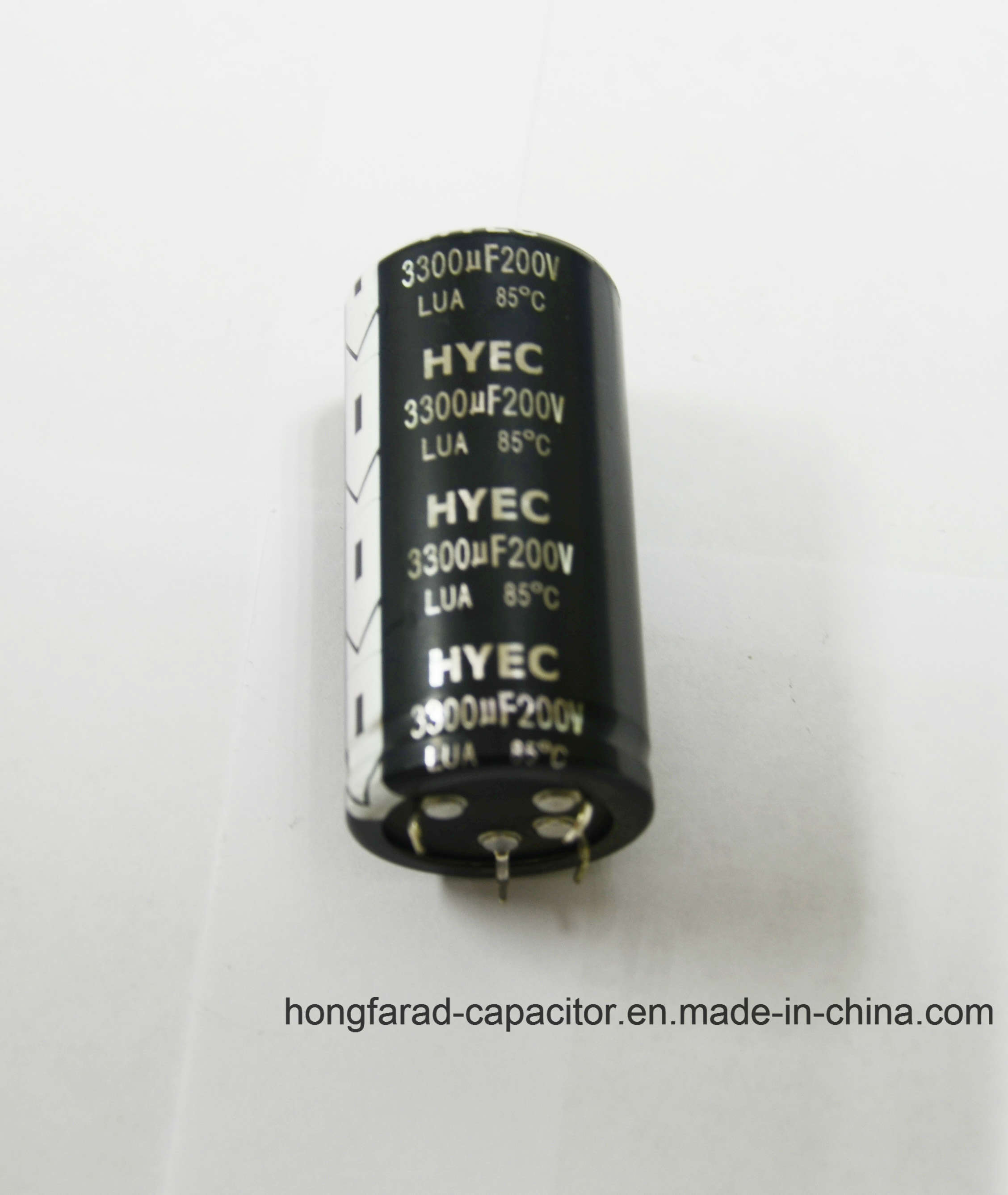 2000h 105c Lz Aluminum Electrolytic Capacitor for Aduio pictures & photos