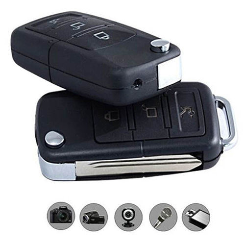 S818 Motion Detection Mini Car Key Chain DV Camera Video Camcorder pictures & photos