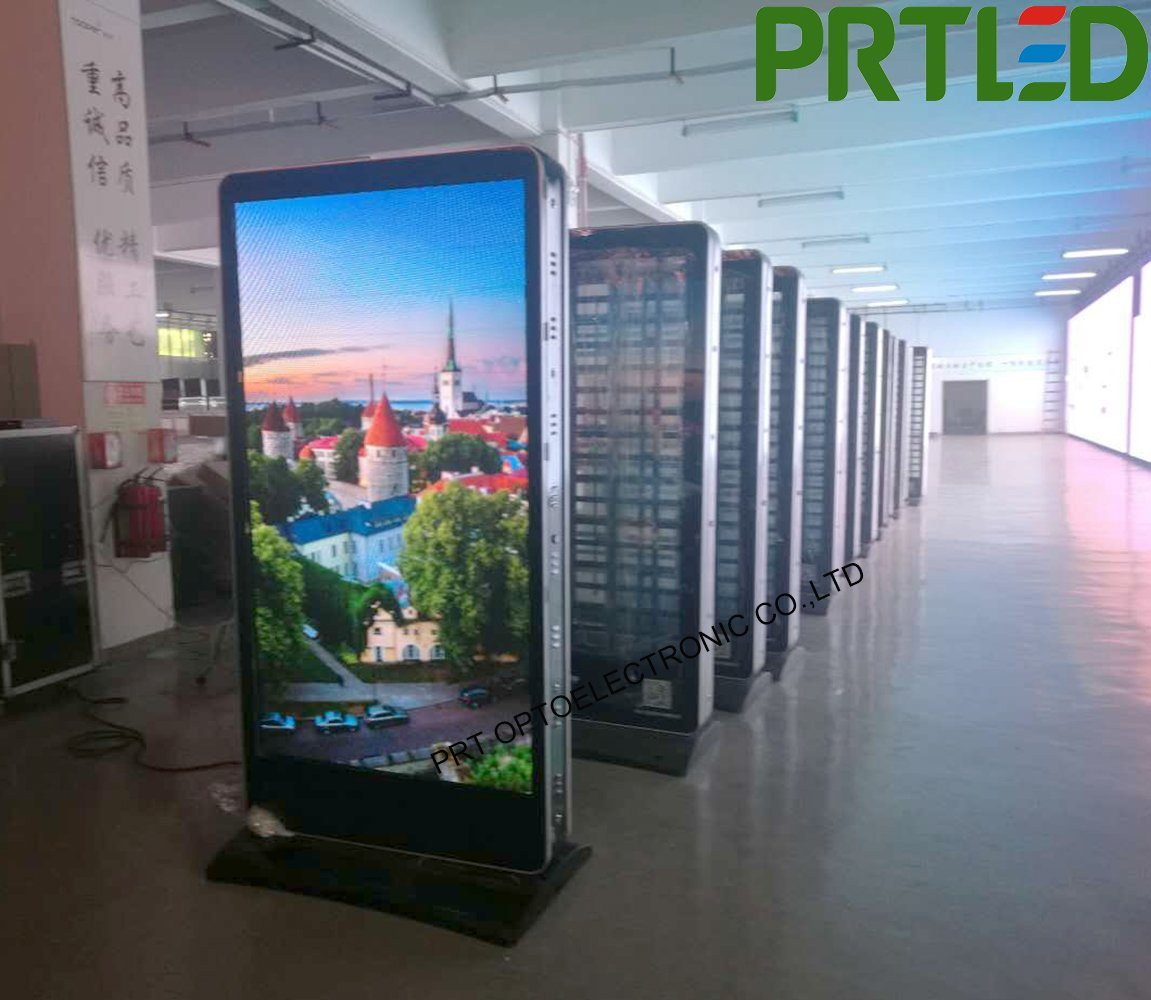 Customized Outdoor Full Color LED Media Player Single-Sided/Double-Sided (P3, P4, P5) pictures & photos