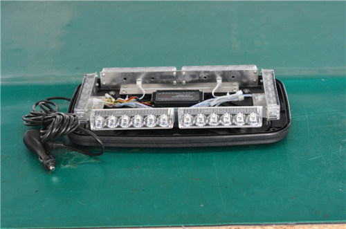 Emergency Vehicle LED Mini Lightbar (TBD0898D-6h)