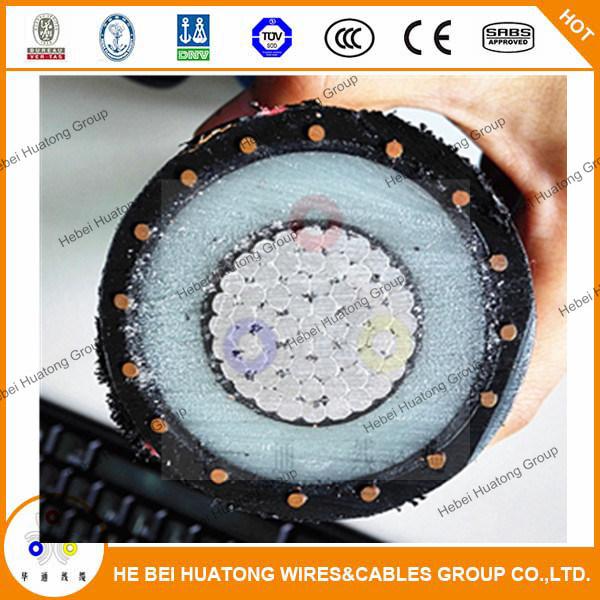 China UL Certified Single Core XLPE Insulated Al/Cu Conductor Copper ...