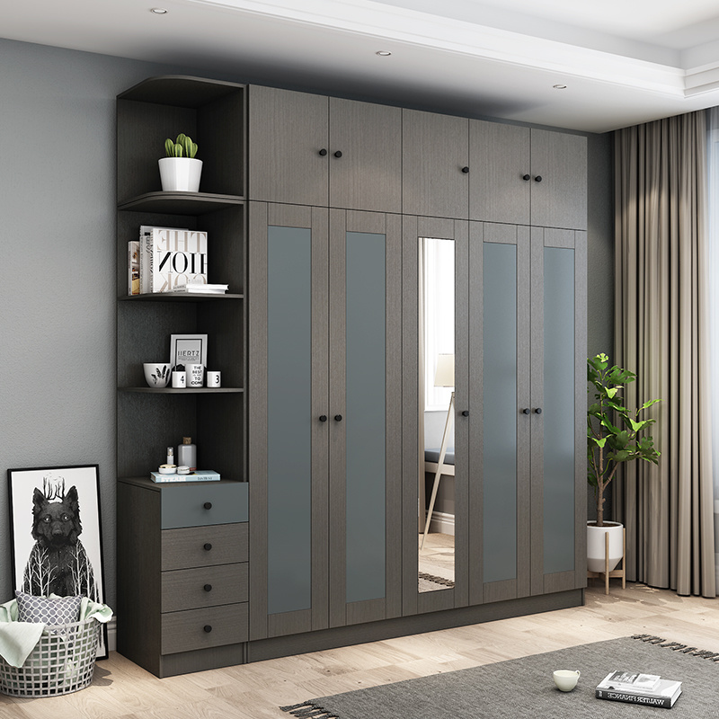 Home Furniture Modern Antique Wardrobe