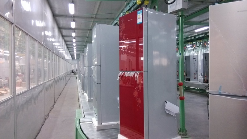 Refrigerator/ Fridge Assembly Line pictures & photos