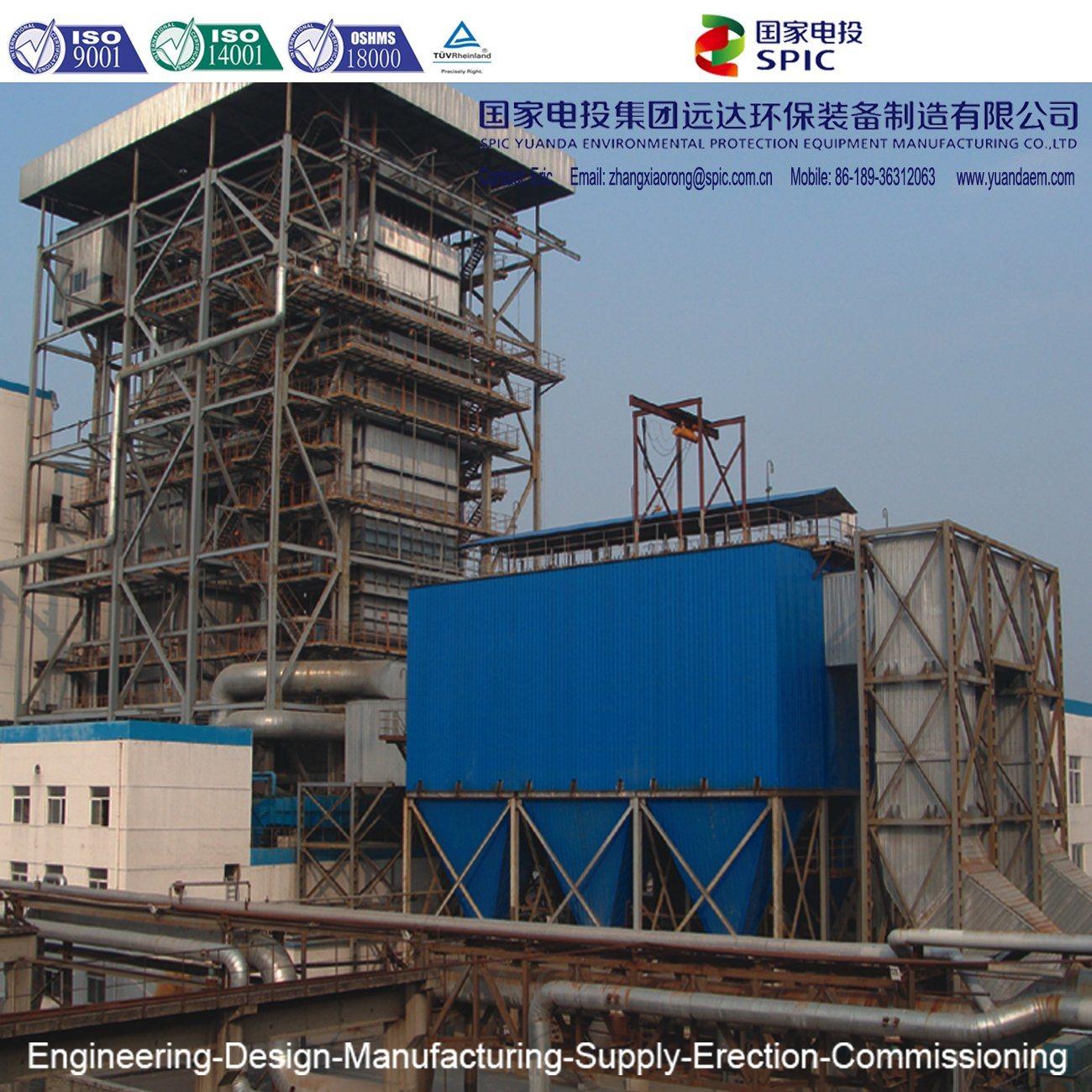 [Hot Item] Jdw-114 (ESP) Industrial Electrostatic Precipitator for 2X50 MW  Coal Fired Power Plant