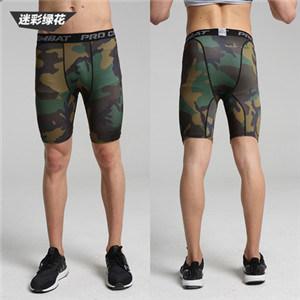 60617de7ab936 OEM/ODM Men Summer Shorts Quick Dry Compression Polyester Men Skin Tights  Base Layer Pants
