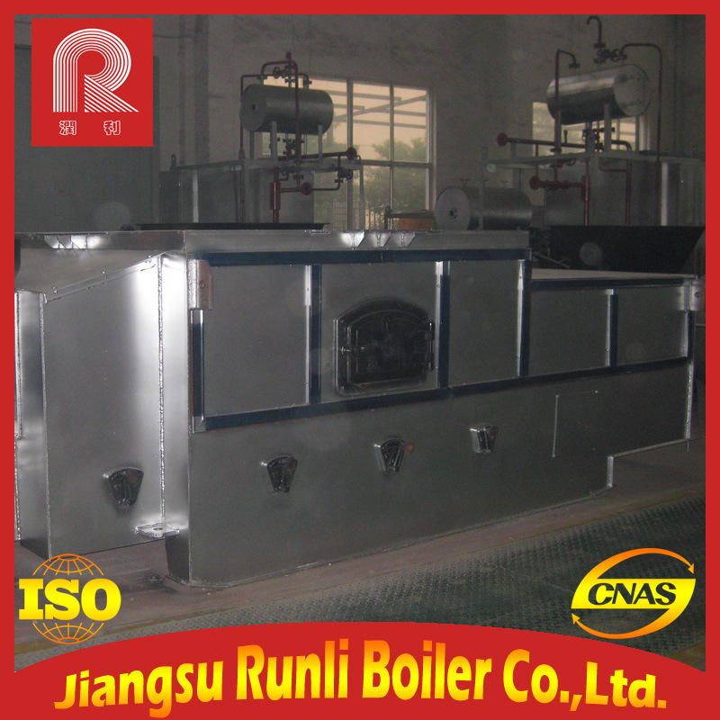 China New Tech Coal Thermal Oil Boiler (YLW) - China Thermal Oil ...