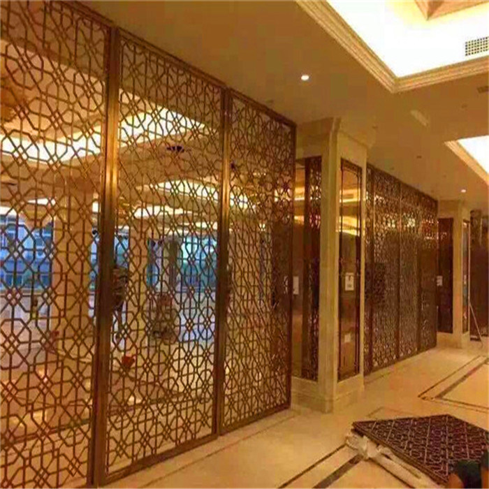 China Factory Metal Room Divider Screen Partition to Dubai/Indonesia/Thailand/Malaysia pictures & photos