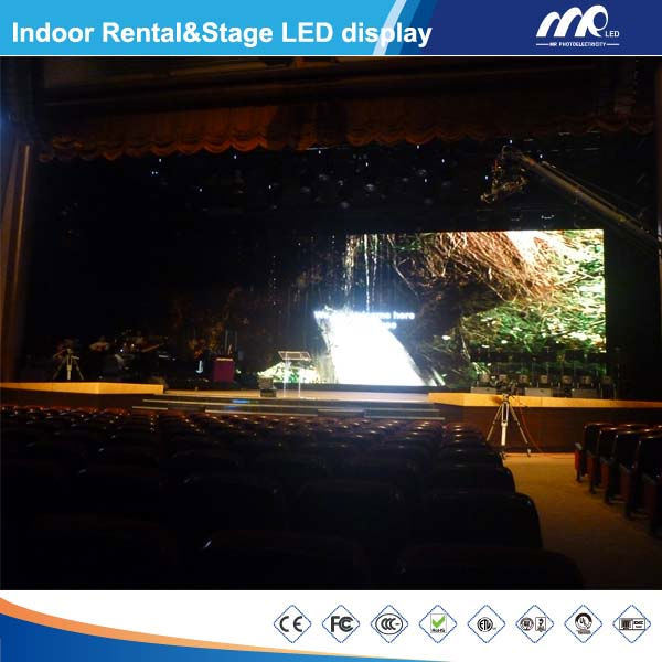 Mrled P4 Full Color Indoor LED Display with SMD2020 pictures & photos