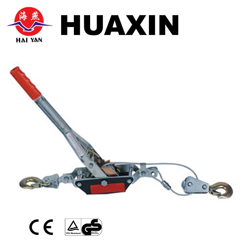 China 2 Ton Hand Puller Wire Grip Cable Puller - China Puller, Hand ...