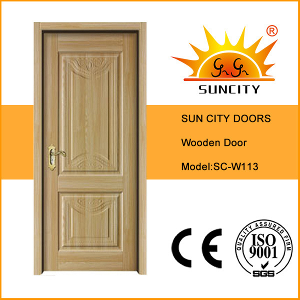 China Used Exterior Solid Wood Doors For Sale Sc W113 Photos