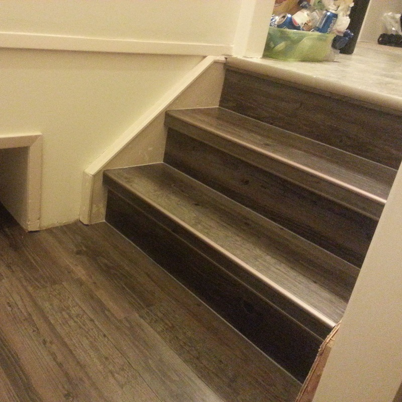 China Pvc Vinyl Flooring For Stairs, Vinyl Laminate Flooring On Stairs