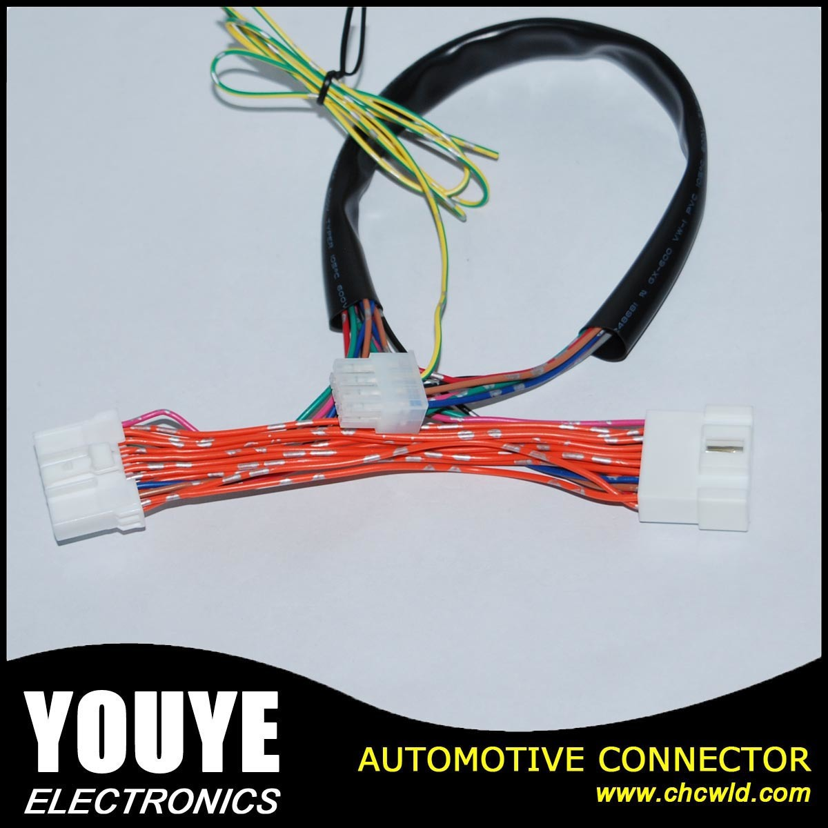 China OEM Factory Power Window Auto Wire Harness - China Wire ...