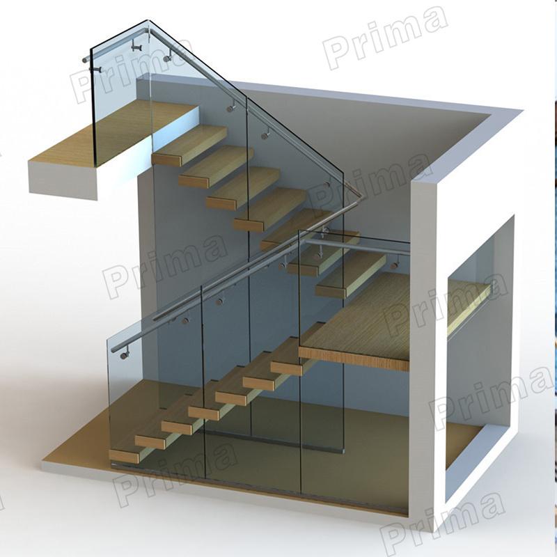 U Shaped Staircase Design Ideas