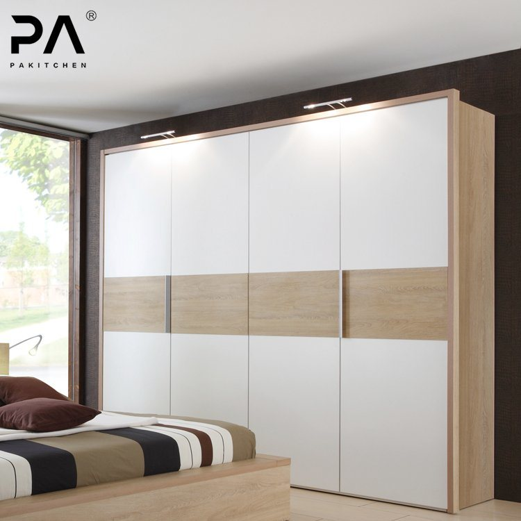 China Supplier Wholesale Custom New Designs Bedroom Wardrobe Sliding Doors China Wardrobe Closet