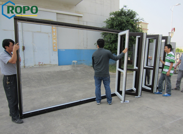 Large Folding Doors Picture Opening Design