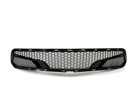 [Hot Item] Custom Made Auto Grills Car Radiator Grill Covers for E39 Matte  Black Double Wire Swift Car Front Grill