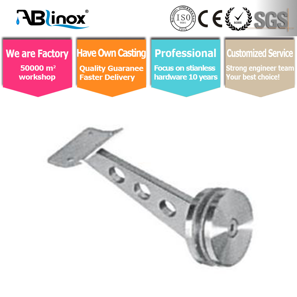 Stainless Steel Glass Clamp for Handrail (CC103) pictures & photos