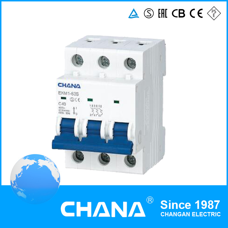 6ka New Type High Breaking Capacity Mini Circuit Breaker (MCB) pictures & photos