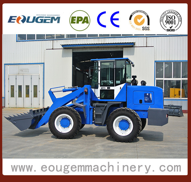 2017 Powerful Performance Front End Loader for Construction Work pictures & photos