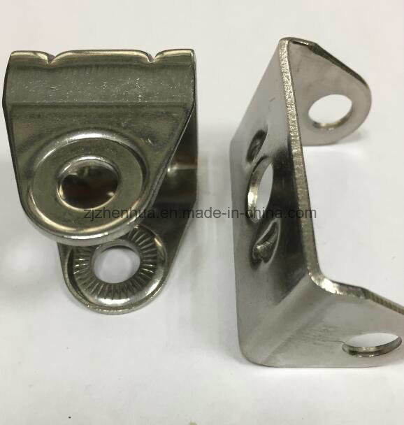 Stainless Steel Stamping Part (Factory)